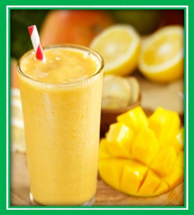 B2. Mango Smoothie (Xoài)
