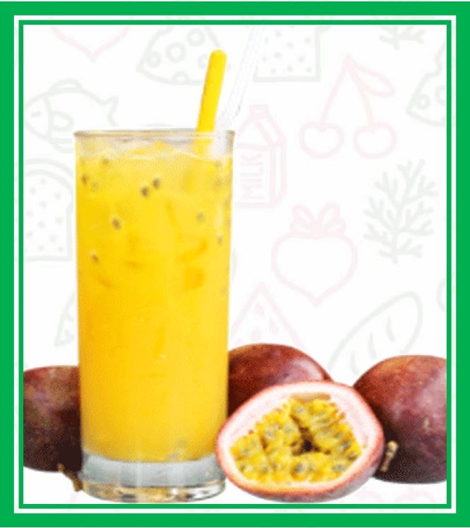 B4. Passion Fruit Juice (Chanh Dây)