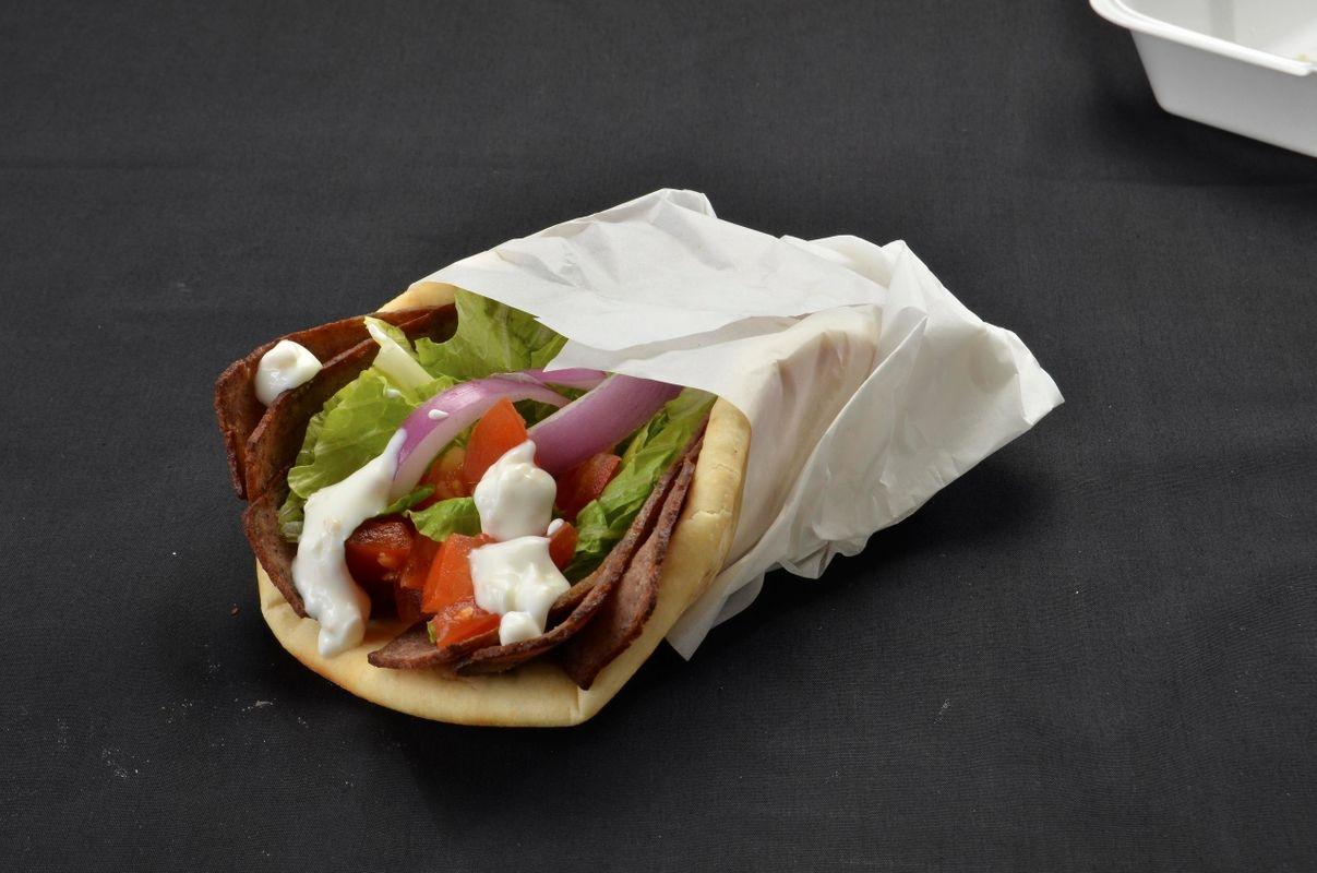 """Gyro Sandwich (7"""")"""