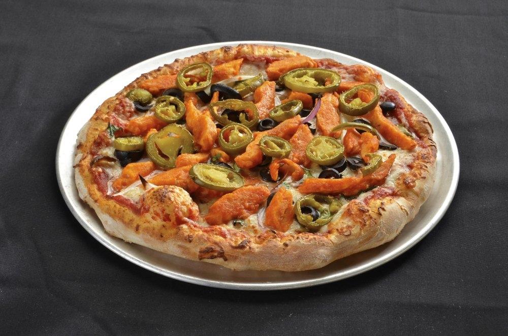 """Buffalo Chicken Pizza (24"""" Runner)"""