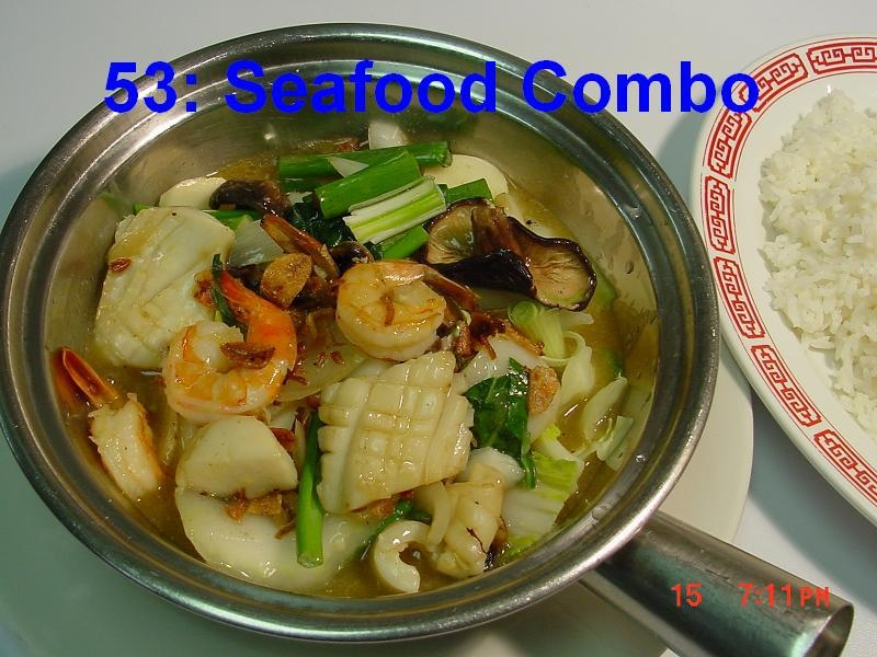 53. Seafood Combo