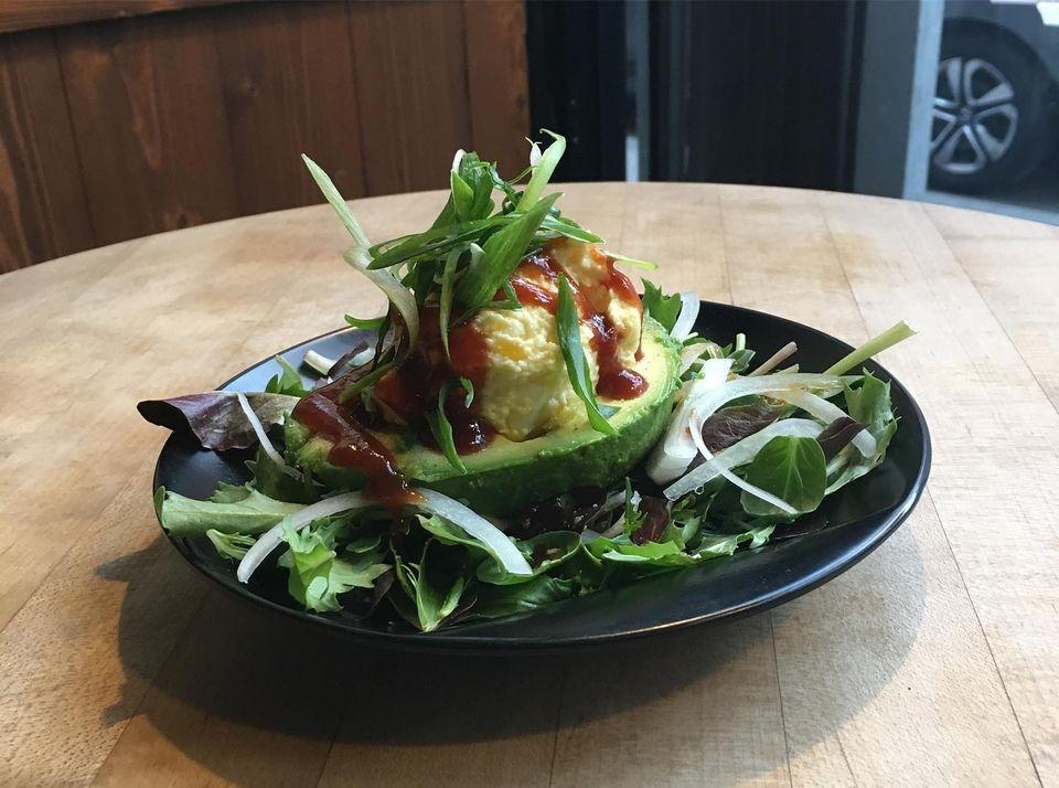 Deviled Avocado