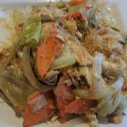 Pad Woon-Sen (Glass Noodles) (Low Carb)