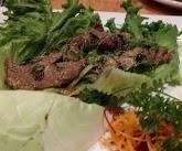 Yum Nua Yaang Nam-Tok (Grilled Grass-Fed Sirloin Salad)