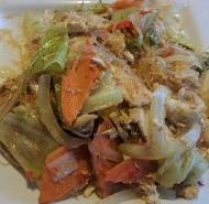 Pad Woon-Sen (Glass Noodles) - Low Carb