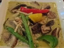Gaeng Kiew-Whan (Green Curry)