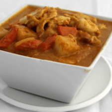 Gaeng Kari (Yellow Curry)