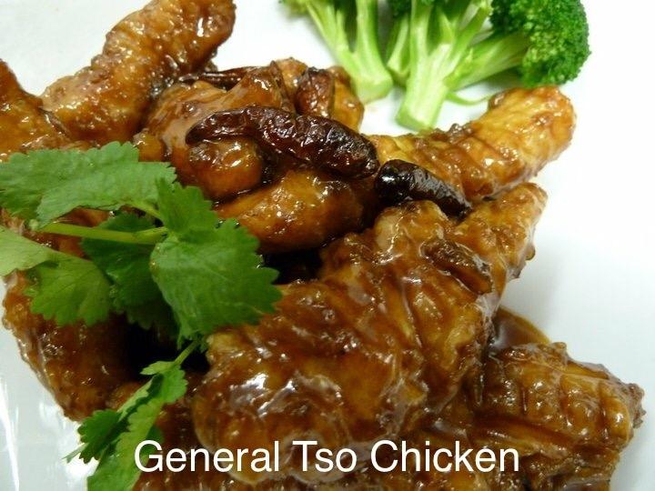 General Tao's