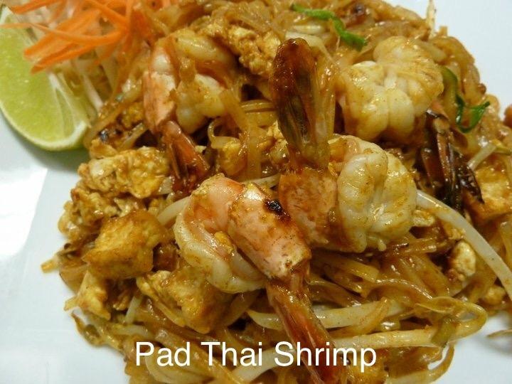 Pad-Thai Boraan (Old Fashioned Pad-Thai)