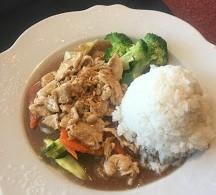 Pad Kra-Tiam Prix-Thai (Garlic Pepper Sauce)
