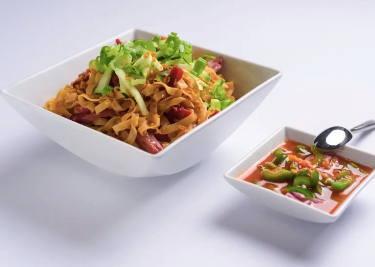 Sautéed Garlic Noodles