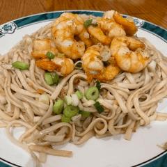 77. Shrimp Scampi