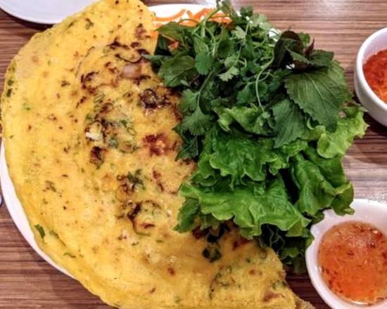 Sp9. Vietnamese Pan Cake (Banh Xeo)