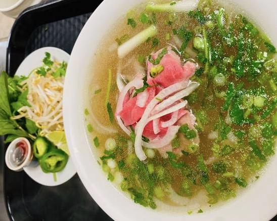 N2. Eye Round Steak Noodle Soup