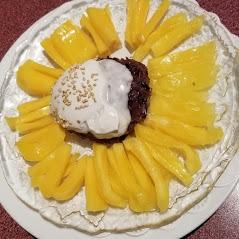 Kow-Nhiew Kanoon (Jackfruit & Sweet Coconut Rice)