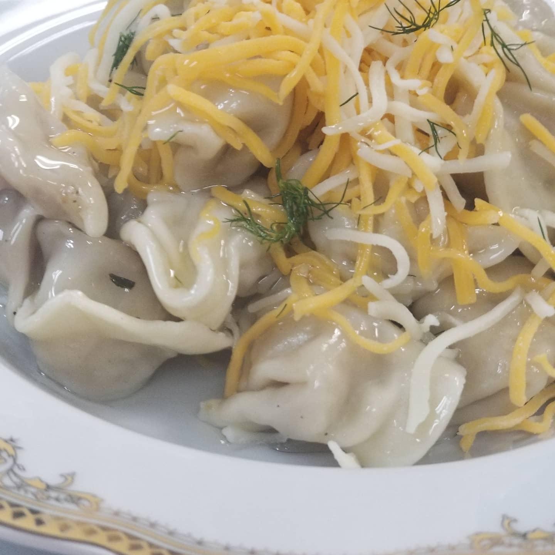 Siberian Pelmeny  (Slavic dumplings)