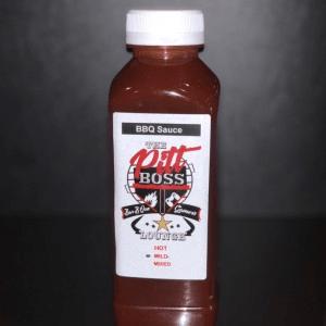 Pitt Boss Hot Sauce