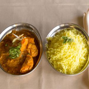57. Chicken Tikka Masala Dish