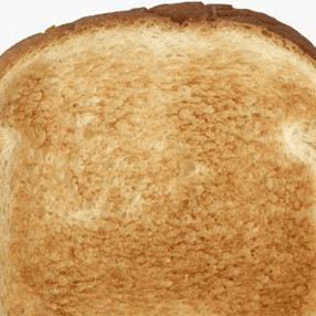 Two Slices of Toast