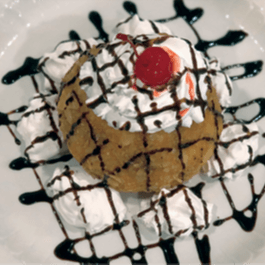 Deep Fried Ice Cream