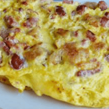 Meat Omelet