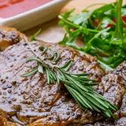 Ribeye Steak Plate
