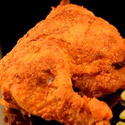 Chicken Leg Quarter Dinner