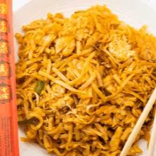 P1. Pad Thai Noodles
