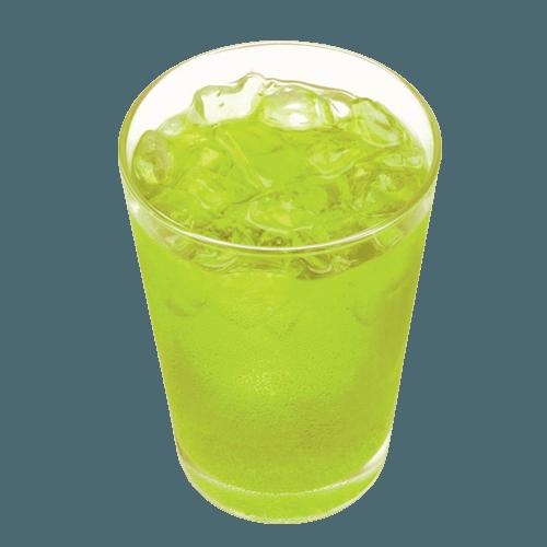 Iced Home Made Green Tea Matcha - Iced Green Tea Matcha