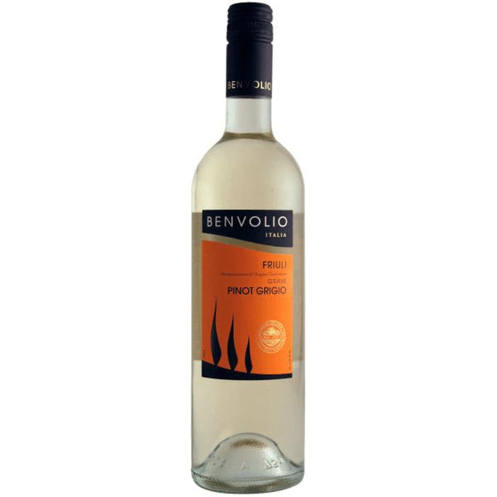 Benvolio Pinot Grigrio - Crisp and Refreshing - Italy
