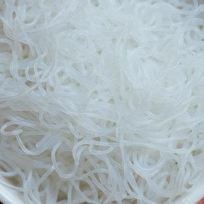 Steamed Glass Noodles